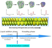 Understanding Continuous High Shear Wet Granulation in Pharmaceutical Production